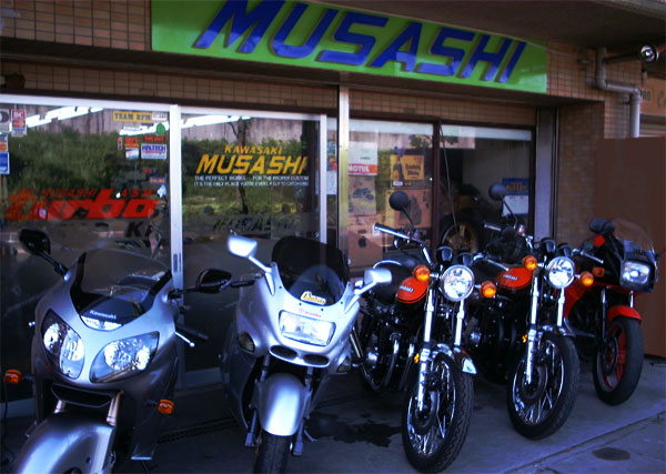 MUSASHI 店舗